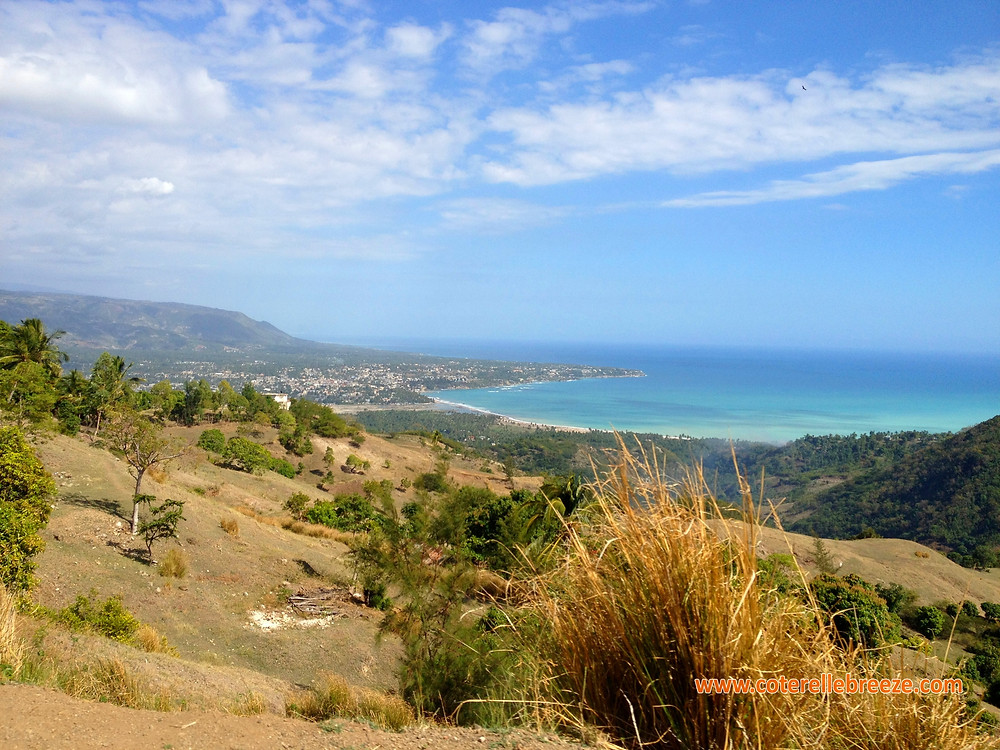 The City and Bay of Jacmel