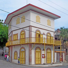 French Colonial Architecture, Jacmel