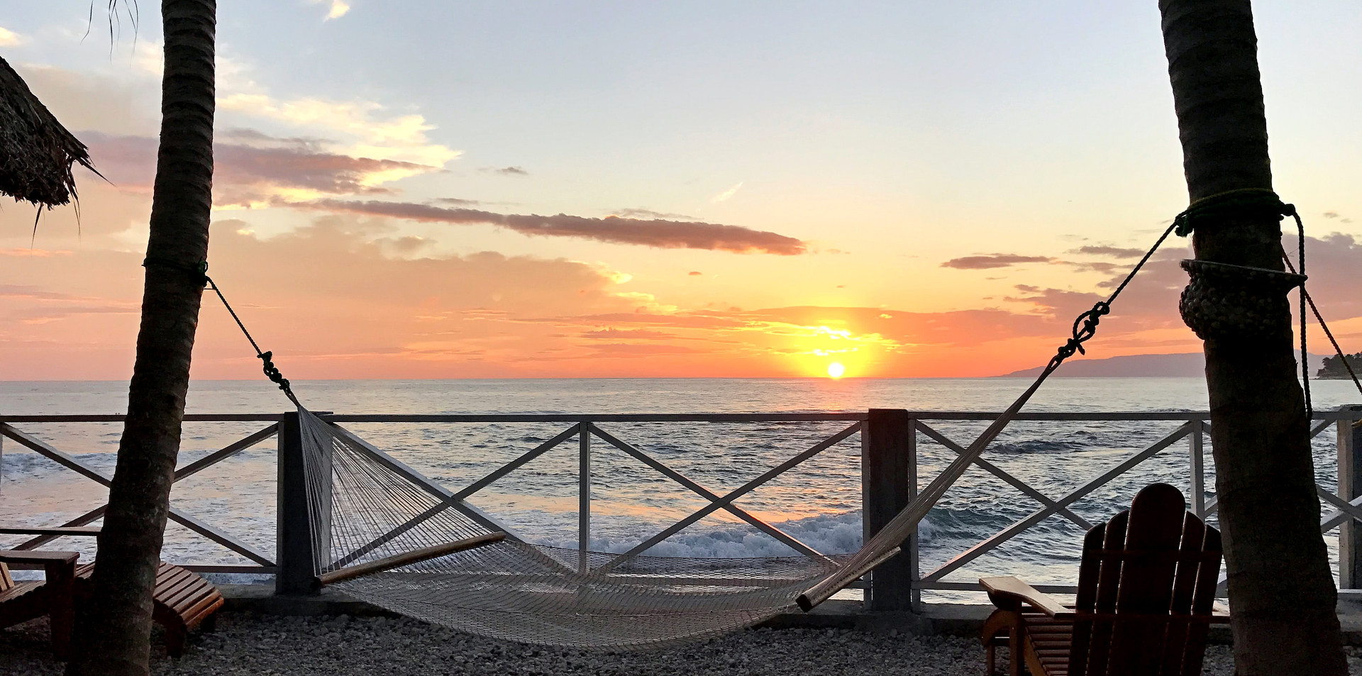 Catch the Sunsets from Your Hammock