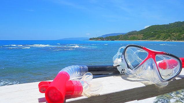 Coterelle Breeze vous offre des vacances au bord de mer à Jacmel, Haïti.