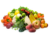 _Different sorts of vegetables, fruit an