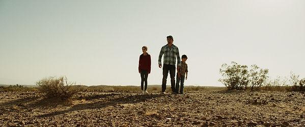 itan, evencio and neto in desert wide.jp