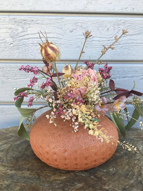 Trockenblumengesteck