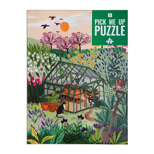 Puzzle Gardening