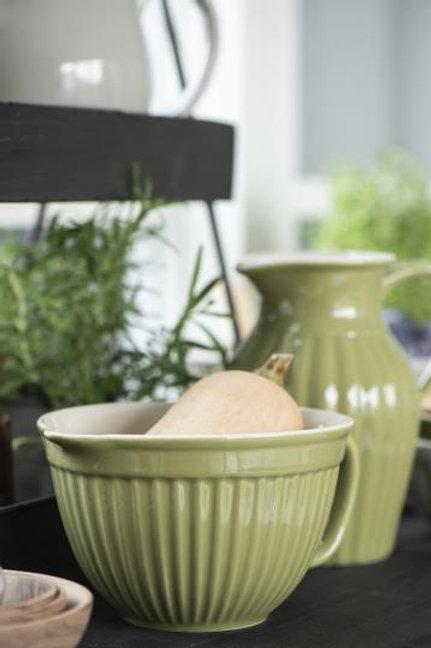 Rührschüssel Mynte Herbal Green