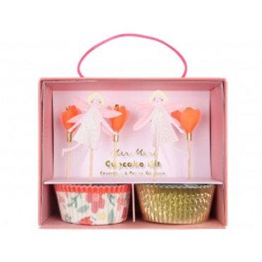 Muffin Set Blumenfee