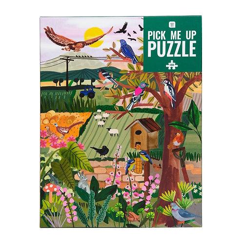 Puzzle Vögel 1000er