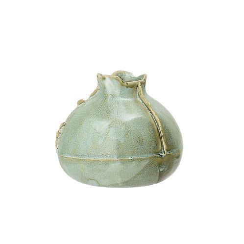 Vase grün Bloomingville