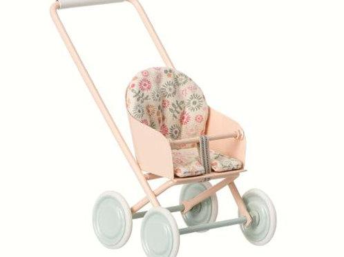 Maileg Kinderwagen rosa