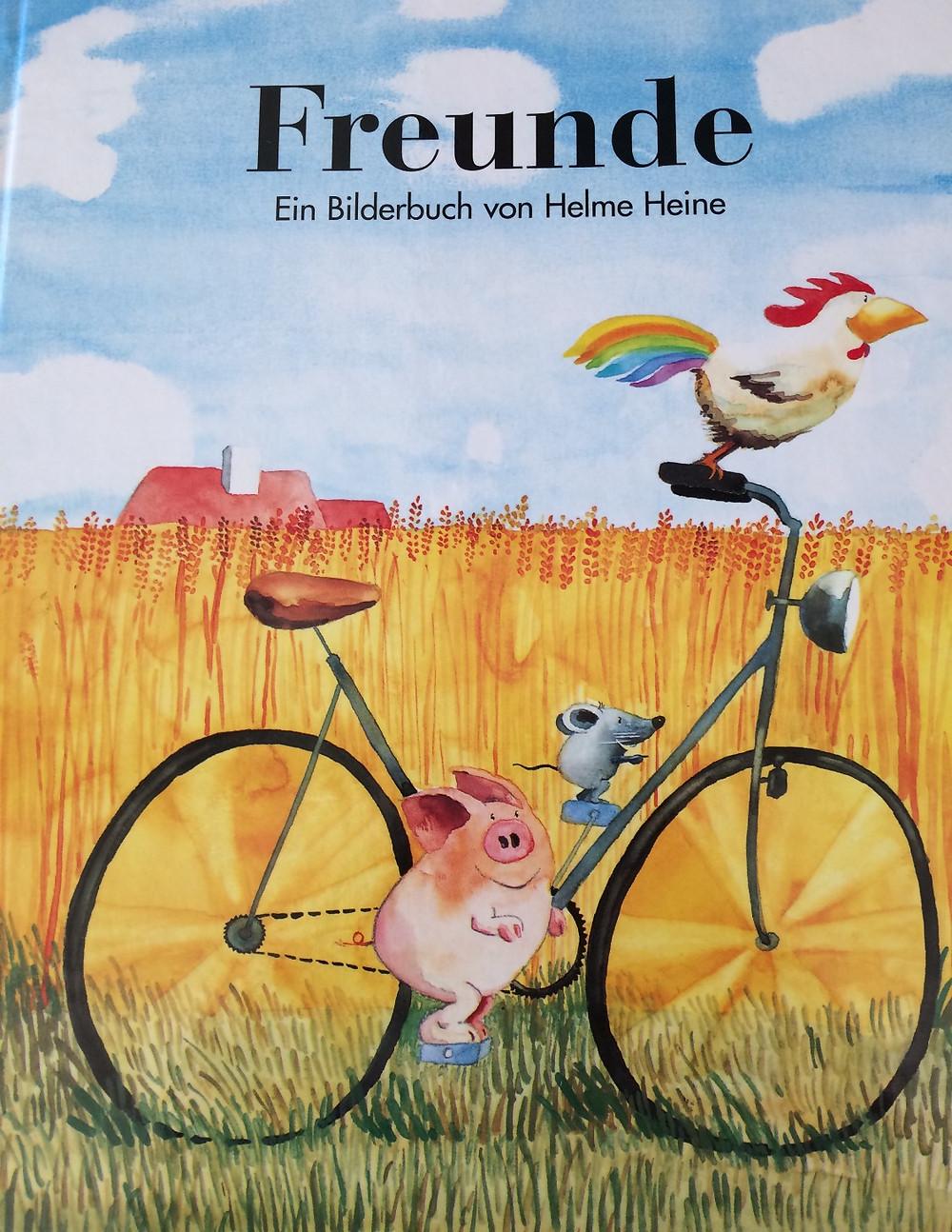 Freunde Ein Bilderbuch von Helme Heine