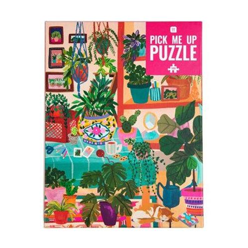 Puzzle 1000er Pflanzen
