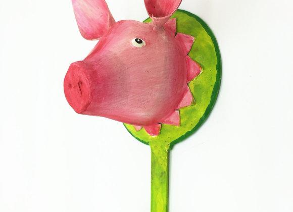 Schweinchen - Kleiderhaken