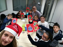 Fun Christmas class