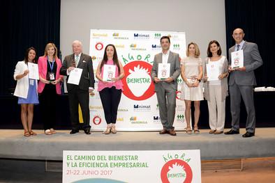Premios y clausura Ágora Bienestar 2017