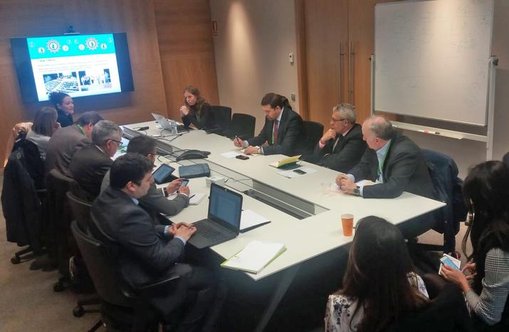 El Instituto Nacional de Seguridad y Salud en el Trabajo acoge Ágora Bienestar 2019