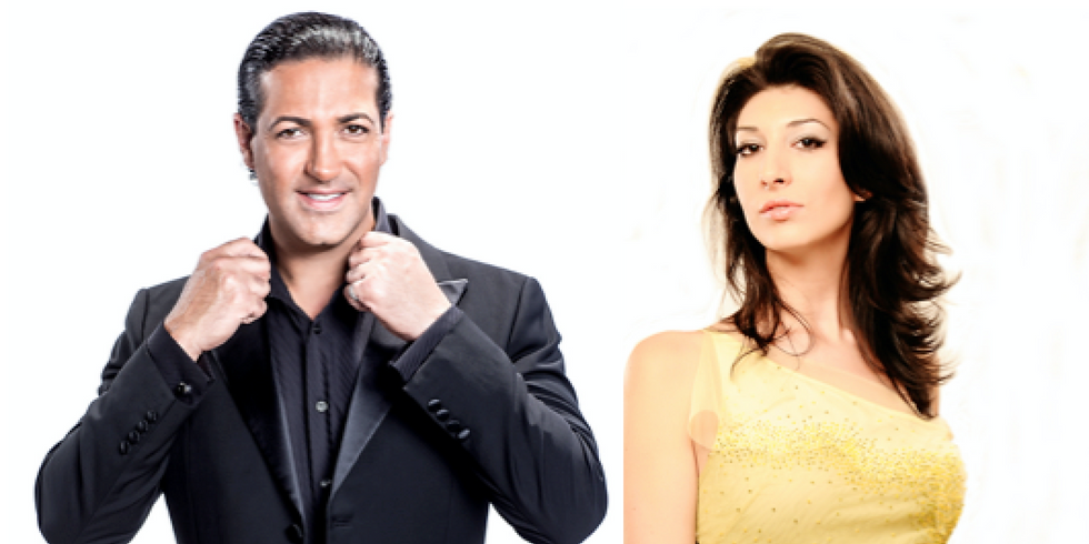 An Evening with Ghaleb - Love Song Concert