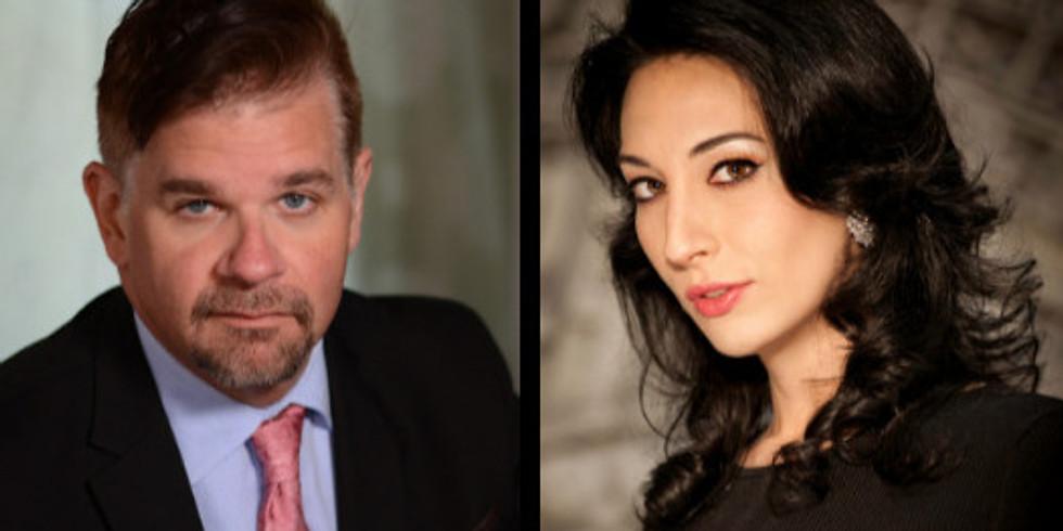 Duo Recital | Jennifer Zamorano + George Lyons
