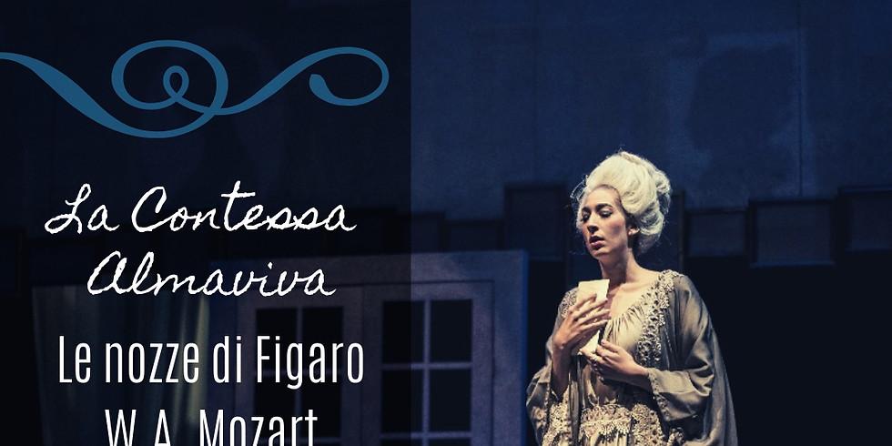 La Contessa in Le nozze di Figaro by Mozart
