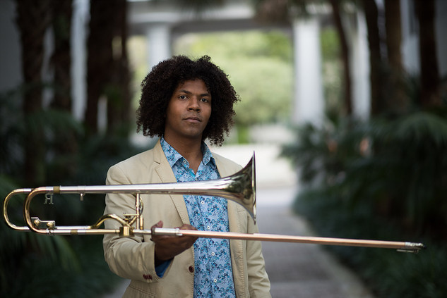 Javier Trombone 3
