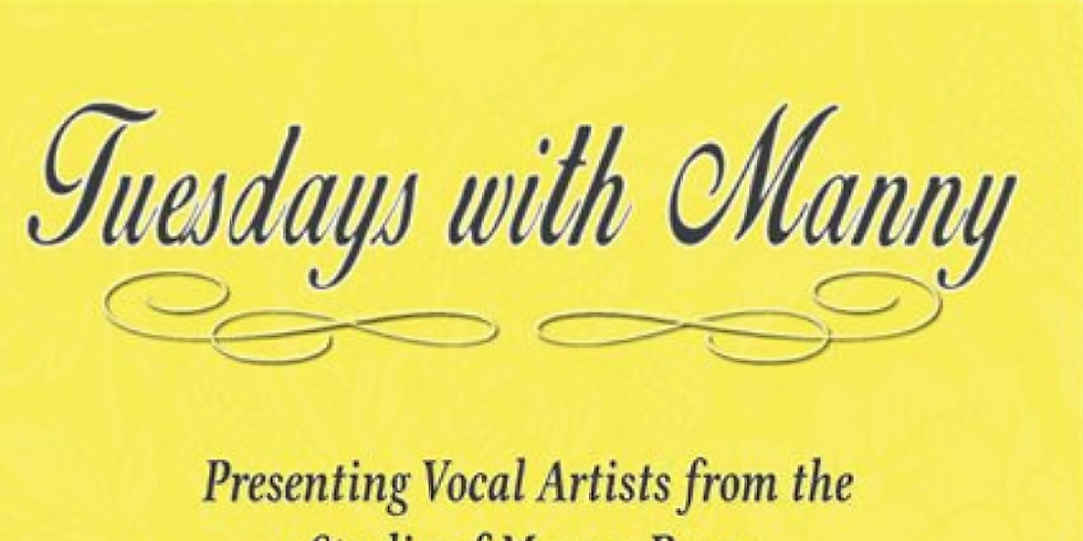 Tuesday's with Manny - Temple Beth Am Concert Series (1)
