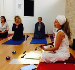 OmKamala Yoga Studio, Paris, France