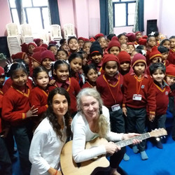 Mother Miracle School in Rishikesh.