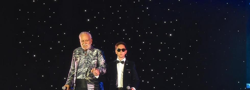 Бедрос Киркоров и Даниил Хачатуров
