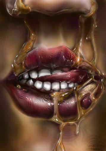 Honey Lips by Erick Stow
