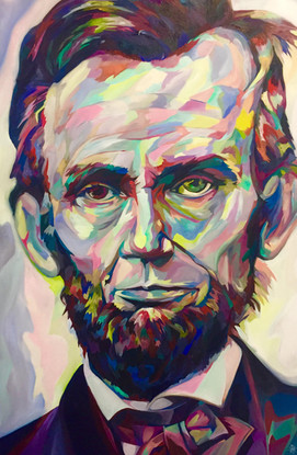 Abraham Lincoln by Erick Stow