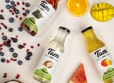 WHY IS TAM THE BEST CBD DRINK FOR HEALTH AND WELLNESS