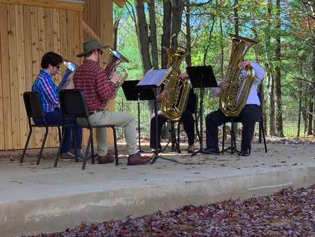 Interested in Studying at UWSP?  Learn about the Low Brass Studio and Music Department