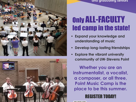 Point Music Camp