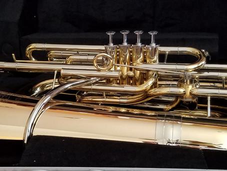 Tuba Masterclass Notes