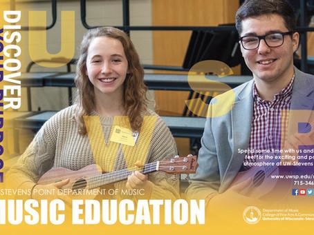 UWSP Music Education Information
