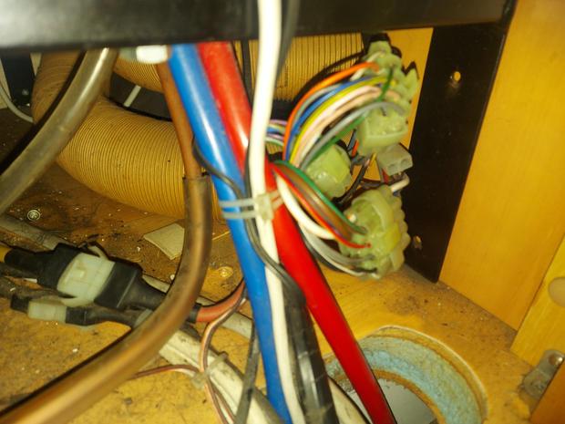motorhome wiring