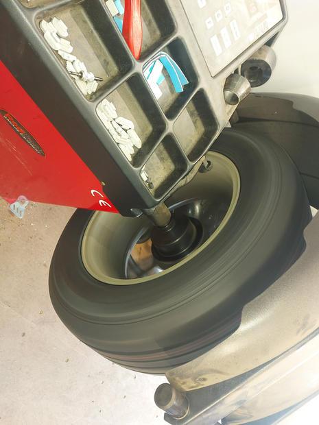 blancing wheel