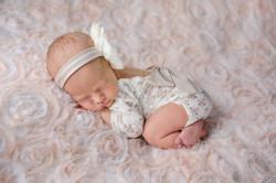 Fairview Heights, IL newborn photogr