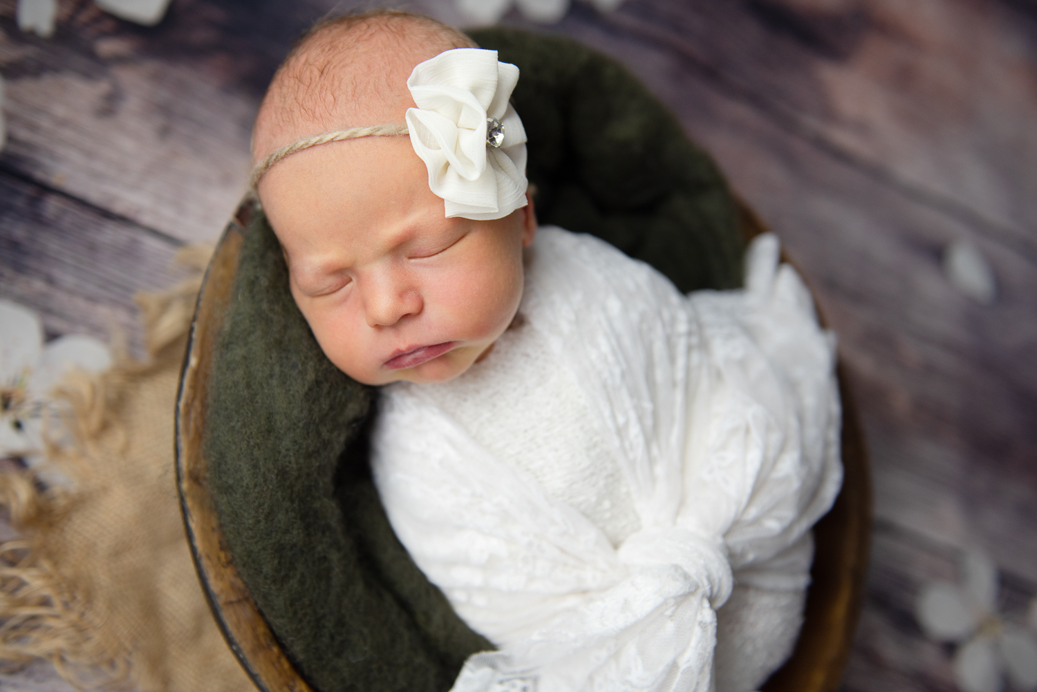 Shiloh IL newborn photographer
