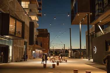 Check out these new projects in Wynyard Quarter