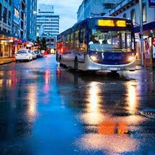 City Centre Bus Plan