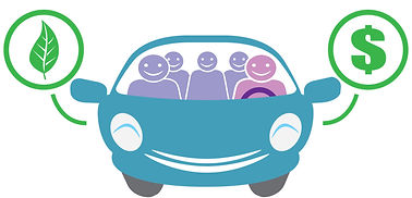Is carpooling the solution?