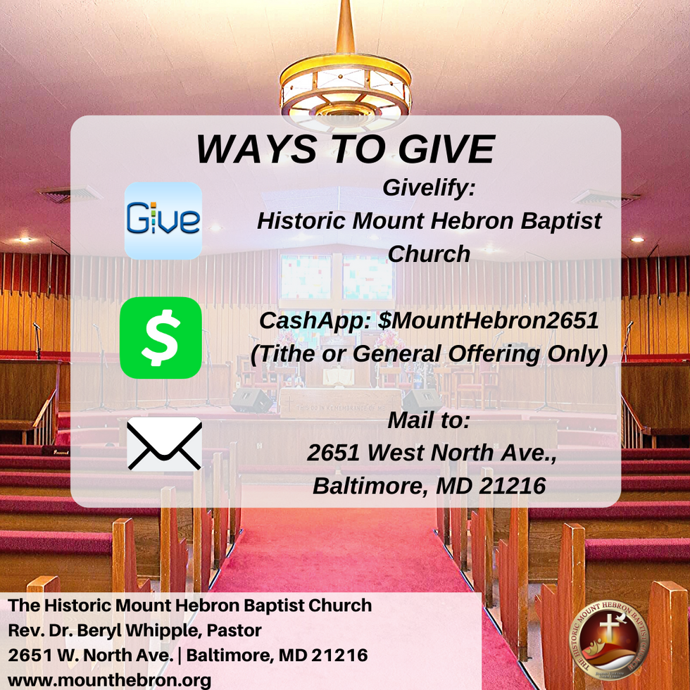 Ways To Give Mount Hebron.png