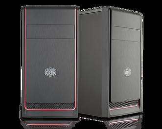 CoolerMaster red Trim MasterBox E300L Mi