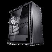 Fractal design define c Ryzen 7 gaming PC