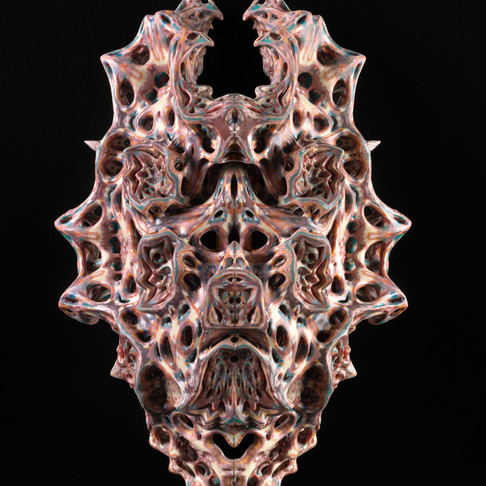 Neri Oxman: Material Ecology Exhibition at MoMA