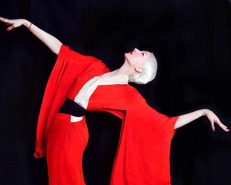 Diana Kimono by Jorinde Gersina