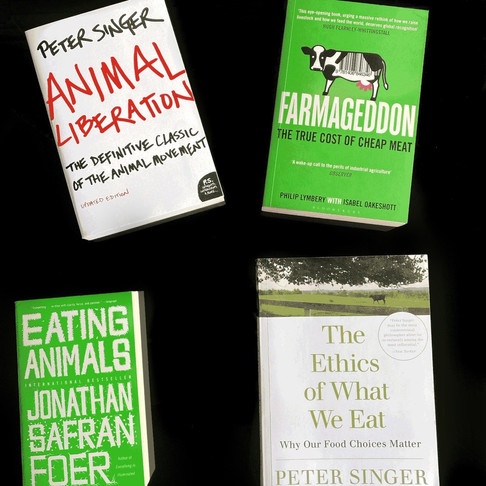 Veganuary Reads
