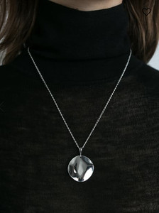 Holly Ryan Silver Wave Necklace
