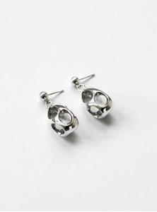 Holly Ryan Silver Hepworth Earrings
