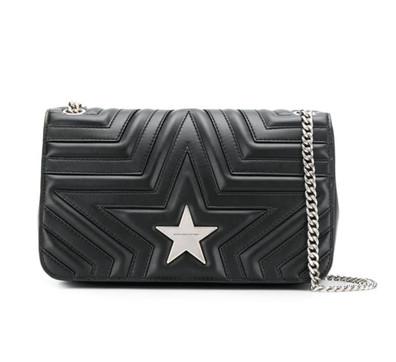 STELLA MCCARTNEY Star Stitched Shoulder Bag
